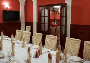 Комплексные обеды в ресторане «Ретротур» в Орле