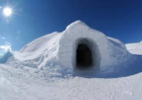Iglu Dorf – настоящее снежное царство